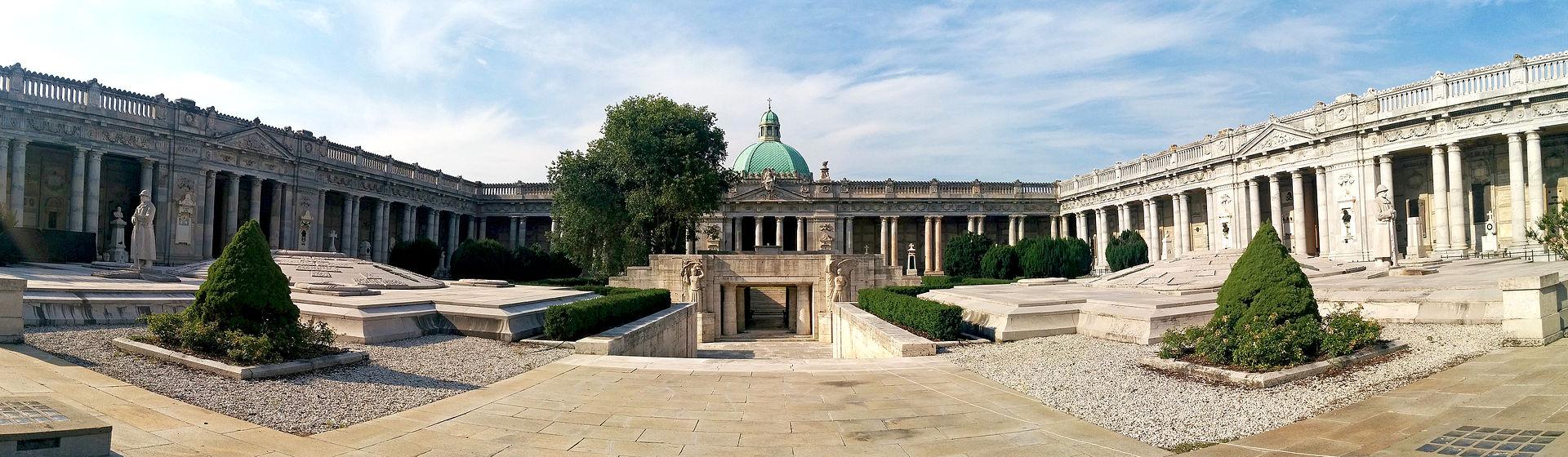Foto della Certosa di Bologna